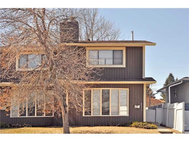 """OH MY GOSH I CAN""""T EVEN BEGIN TO TELL YOU HOW GREAT THIS HOME IS. If you are looking to get into an inner-city property and this is your price point, you better hurry. Not many of these come on the market. As you enter this home you will fall in love with the corner, wood burning, slate fireplace & the large sunny living room. Entering the kitchen, notice the 2 work stations, perfect as a home office, study area or just a great place to stay organized & surf the net. The kitchen, with stainless appliances, has generous cupboard & counter space. The dining area has beautiful views out of the garden doors of your large west backyard & covered deck. This floor also has an updated 2 pc. bathroom. Upstairs you will find hardwood in the bedrooms, a large master bedroom that will easily handle a king size bed & spacious second bedrooms. There is also the 1st of 2 full bathrooms. A fully developed basement is perfect for the teenagers or possibly a roommate. One of the best features is a double car garage."""