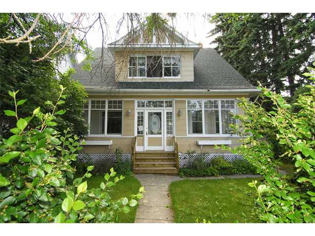 Endless potential & opportunity on this large lot located across from the river & steps away from trendy downtown shops, restaurants & parks. A beautiful character home that you could move into & enjoy or renovate. Builders & developers imagine what you could create here. The woodwork in this home must be seen to be appreciated. The mature landscaping is spectacular & the front enclosed porch is simply charming. The parlor features a custom crafted fireplace & fabulous wooden beams. The living room/dining room combination is the perfect place to entertain. Here you will appreciate the original lead glass windows & solid wood casings & doors. Take your wood staircase up to 4 large bedrooms, each with large closets & 2 feature a covered porch. Each room has a unique style. There is a custom linen closet with drawers & a 4 piece bathroom with a separate water closet. This home is perfect for the downtown professional that is looking for a lifetime home or project.