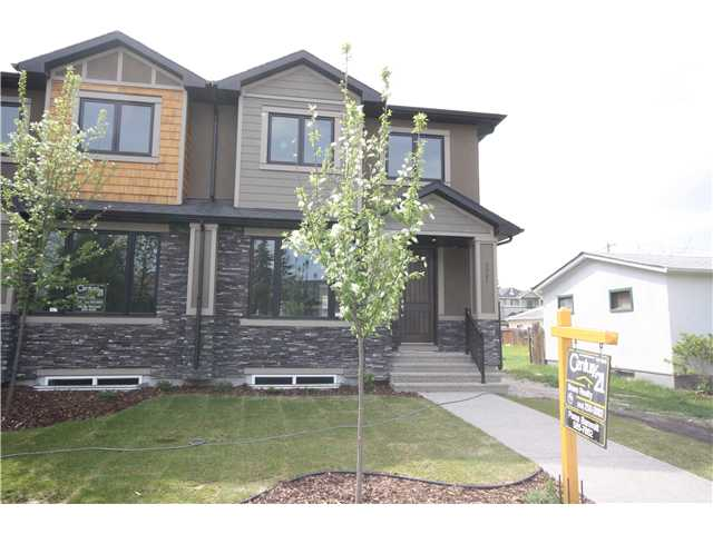 BRAND NEW HOME!! Beautiful Home in the heart of popular Killarney with Modern Contemporary Style Finishing!!!Featuring Main Floor Living Room, Formal Dining Room, Large Kitchen with Island, Quartz Counters, Five Bedrooms, Basement fully finished with one of the Largest Entertainment Rooms out there, Wet Bar, Gleaming Porcelain Tile, Maple Hardwood Floors, Vaulted Master Bedroom Ceiling, 150 foot long Lot, Party wall is Concrete for extra Privacy, Over Sized Garages (26x22)ft. Two-way Straight Flame Fireplace. Exterior with Stone, Stucco and Cedar. BY FAR THE BEST VALUE IN KILLARNEY!! Come and View today!!!!!