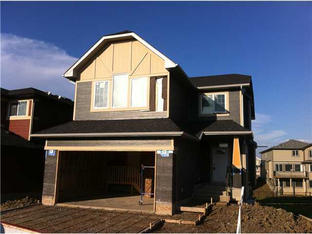 Incredible opportunity to purchase a new home with a walk-out basement, with 9 foot ceilings, on green space. The exterior of this home is Hardi siding & stone. It will be complete with a 230 sq. ft. deck with gas line & a brushed concrete patio. The garage is over sized (21ft. x 22 ft.) & the door is 8 ft. high. This plan offers a large great room attached to an open kitchen & dining area perfect for entertaining. There is a $6000.00 appliance allowance included. A great feature in this home is that every bedroom boasts a walk-in closet. Upstairs laundry is neatly tucked away in its own room. The master retreat features a 5 pc ensuite with separate water closet & a huge closet. The majority of the main floor is hardwood. There is granite in the kitchen & ensuite. Located on a family friendly street this is one to view. Pictures will be updated as home progresses.