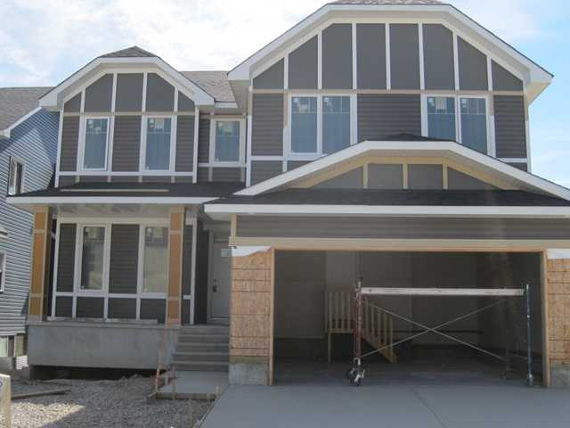 This is the very last opportunity to own a Coco Homes home on the canal in Bayside. You don't want to miss out on this one. This stunning home will be ready when you are. Backing onto the waterway this special home features a front porch, stone detailing in the front and the back. Take advantage of the view on your upper deck with glass railing or on your poured concrete patio on the walk-out level. There is a $2500 landscaping certificated included to get you started. This home has an open concept with hardwood throughout most of the main level. Choose your own appliances with a $6000 appliance allowance or take the ones the builder has already chosen. This home features a private home office conveniently located off of the front entrance. The upper level is well thought out with an incredible master retreat, beautiful ensuite & large closet. There is upper laundry, a bonus room & two more generous bedrooms. This home is uniquely different & definitely worth a look.
