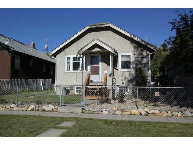 Fantastic opportunity in one of Calgary's trendiest inner city communities. Ideal location; this solid bungalow sits on a large 40x110 R-C2 lot. Perfect for development, first time home buyers or revenue property. Walking distance to local amenities including 1st Ave restaurants & shopping, Bridgeland-Riverside Community Center & Park/Playground, Schools, LRT, Bow River Paths & Downtown. Home is mostly original but is certainly live-able! Hardwood floors throughout main with cozy living room, 2 bedrooms & 4 piece bath. Don't miss this gem in one of Calgary's few walkable communities!
