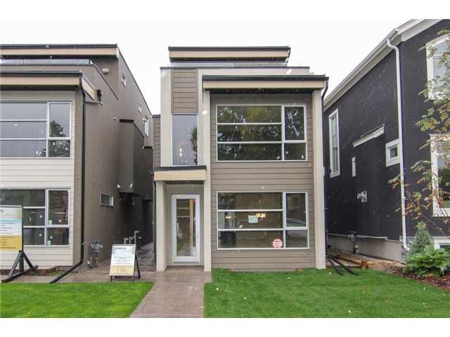 Infill Home Plans Calgary Home Plan