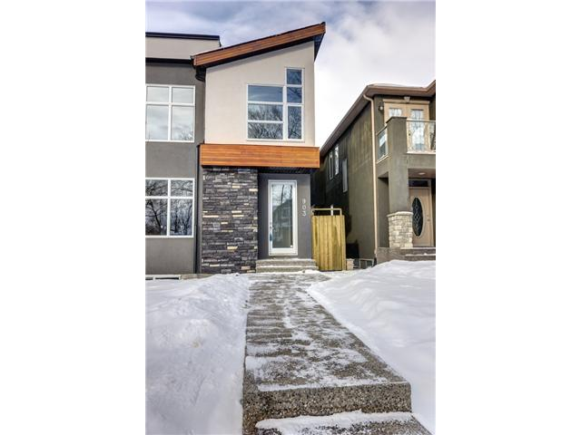 OPEN HOUSE FEB 15th 1:30 - 4:30 & 16th 1-4PM   This 2-Storey semi-attached 3+1 bdrm home is absolutely stunning in the heart of the sought-after community of Parkdale.  Another masterpiece created by the well established builder - AIKAM HOMES. Hardwood floors, large island and walk-in pantry, with built-in entertainment unit and gas fireplace in your new living room! Bosch appliance package included.  You will love the open floor plan Denca cabinetry with soft close everything makes this home stand out. Make this home yours today - and you can add all your personal touches! note: sqft retrieved from plans, hasn't gone to land titles as of yet.