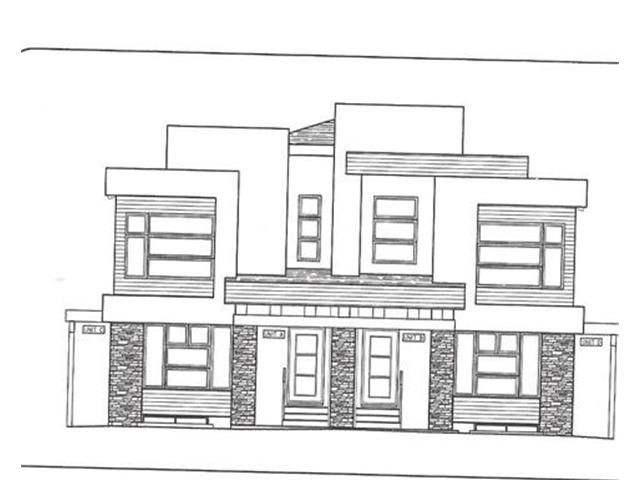 2-Storey 2+1 bedroom 4-plex condo built by AIKAM Homes. Ready for possession in May.  Hardwood flooring, large island, walk-in pantry, built-in entertainment unit, and a gas fireplace. $4500 appliance package included.  Condos are not yet registered with land titles.  Builders plan were taken for all room measurements.