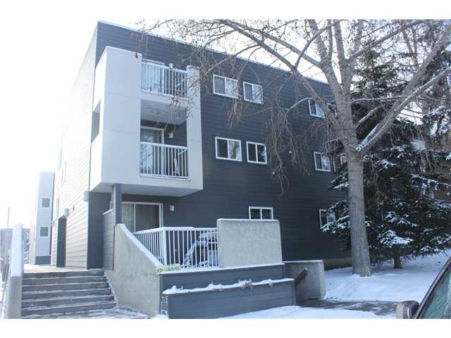 LOCATION, LOCATION, LOCATION! Completely renovated top floor unit in the heart of Calgary close to downtown, pathways, shopping and great restaurants. This unit has new paint, new laminate floors, new tile floors, stainless appliances, new cabinets, new granite tops, new plumbing fixtures, and all on the top floor! Rough-in for insuite laundry included,underground heated and secure parking, completely redone bathroom and fixtures and all conveniently located steps from downtown Calgary. Nothing has been forgotten in this well renovated unit and it won't last long. Call today for your private viewing!!!!