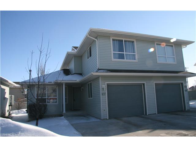 Terrific BI-LEVEL duplex style townhome. Fully finished 2 + 1 bedroom plan is as neat as a pin! Includes ALL appliances + WASHER/DRYER! Great layout with bright Living/Dining Room which flows into the Kitchen. Garden doors to back Deck/Patio and lawn area. Upstairs has kids bedroom, large Double door Linen Closet, generous MASTER with his/her closets & 4pce Bathroom incl Deep SOAKER tub & cheater door. Lower level has 3rd bedroom, Family Room, Laundry/Storage rooms and R/I plumbing for future bathroom! Single ATT garage is insulated/boarded incl 1 opener. Location is fantastic - Neighborhood is even better...Steps from Schools, Soccer Park, & access to 24th St and out of town!