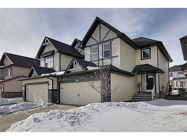 Welcome to this gorgeous home in Silverado.It has been meticulously maintained. With 3 good sized bedrooms , a bonus room and an unfinished basement there is plenty of room for the growing family! Enhancements include hardwood throuhout the main floor,an upgraded fridge and a dual fuel gas stove with convection oven. Hunter Douglas blinds, pot lights, walk thru pantry, granite counters, the list goes on. Awesome location, close to park, playground, pond and pathways, LRT and shawnessy shops are very close by and now Silverado has its own community shopping plaza.