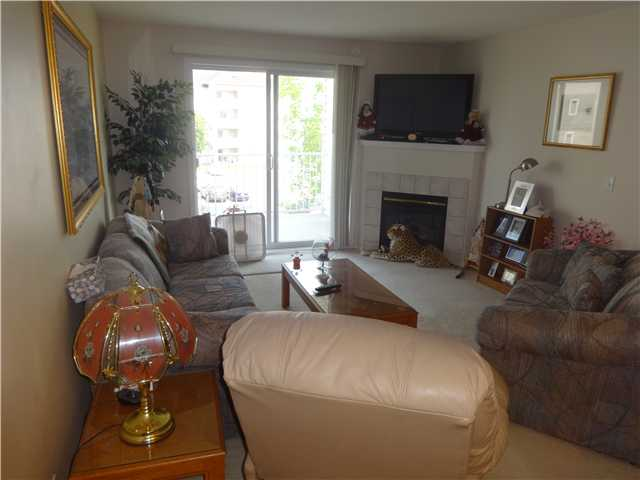Enjoy your own apartment with plenty of amenities near by.....shopping, recreation center, library, schools and city transit. This very well kept condo unit has always treated with tender loving care and it shows. 2 bedrooms and 2 bathrooms means that a room could easily be rented out for extra income if needed. Well appointed living space offering functional kitchen including breakfast bar and large dinning area. A cozy living room and corner fireplace with the option of placing the entertainment unit above. Move in with a possession of August 29, 2014.