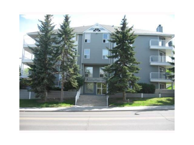 This great home offers an open floor plan, which is bright with lots of natural light.  Large eat in kitchen with lots of counter space and maple cabinets.  French doors from your spacious living room open to your private balcony with city view.  Secure underground parking and insuite laundry make this condo a must see.  Immaculate condition!