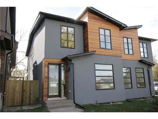 OPEN HOUSE: OCT. 11th from 2:30pm-4:30pm. A fantastic build by Metropolitan Homes with all the upgrades in the popular community of Capitol Hill! Main floor highlights of this fully finished two storey with 4 bedrooms and 3.5 baths includes gorgeous hardwood floors throughout, quartz counter tops in the kitchen and right to the floor on the large kitchen island with decorative pendant lighting fixtures, high end Jenn-Air appliances including a gas cook top and built in wall oven and microwave. Decorative glass tile back splash and designer tile surrounding the two way gas fireplace in the living room shared with the large deck in the fully landscaped and fenced back yard. Upstairs there are 3 large bedrooms with plenty of closet space and a spa like 5 piece bath in the master featuring a deep soaker tub, tile surround, glass enclosed steam shower and quartz counter top with under mount his and her sinks. The lower level offers a 4th bedroom, large rec room for home theatre and a wet bar!