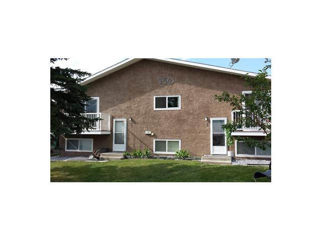 This complete 4-plex is easy to rent and with the exception of the owner renovating the suites, it has had 0% vacancy for years. The rental demand continues to grow in Cochrane with the development of the Quarry, a 45 acre shopping center located 3 blocks away. This building contains 2 - three bedroom suites and 2 - two bedroom suites. Current rent is $5050 and it is expected to increase to $5,200 when the 1 year leases expire. Upgrades include new windows & patio doors, taps, toilets, washers/dryers, and paint interior and exterior. 2 units have new carpet and hot water tanks. Shingles replaced 6-8 years ago and re-keyable locks make move-ins hassle free. Suites have fridge, stove, washer, dryer, furnace, hot water tank and parking stall with plug wired to suite. The 3 bedroom suites are 1154 square feet. The 2 bedroom suites are 817 square feet. If a buyer is interested in occupying one of the suites, there may an opportunity to purchase with 10% down and to have little to no home expenses each month!