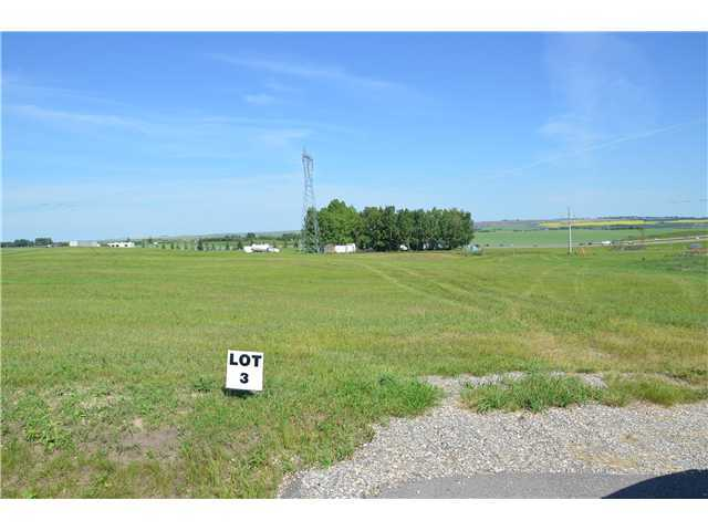 ALL PAVED ROADS LEAD TO THIS GREAT PARCEL OF LAND ideal to build your dream home. AWESOME PRICE FOR THIS 4.3 ACRES PARCEL. Some restrictions apply. GREAT WELL  at 7 GPM. Only 5 minutes to Okotoks and 10 minutes to High river. Pastoral views. Choose your builder.  Golfing, Shopping and Schools close by. Services are to the property line.