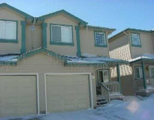 Just like new! This warm and inviting 2 bedroom, 1178 sq ft half duplex is located in Glastonbury. Open concept on main floor with dining area, kitchen, great room topped off with a  gas fireplace. Kitchen has upgraded appliances and cabinets, eating bar, dining room, situated just off of the deck. Very warm colours throughout, make this feel like a showhome. Single attached garage, plus extra wide parking pad for 2 cars. No need to preview, shows excellent.