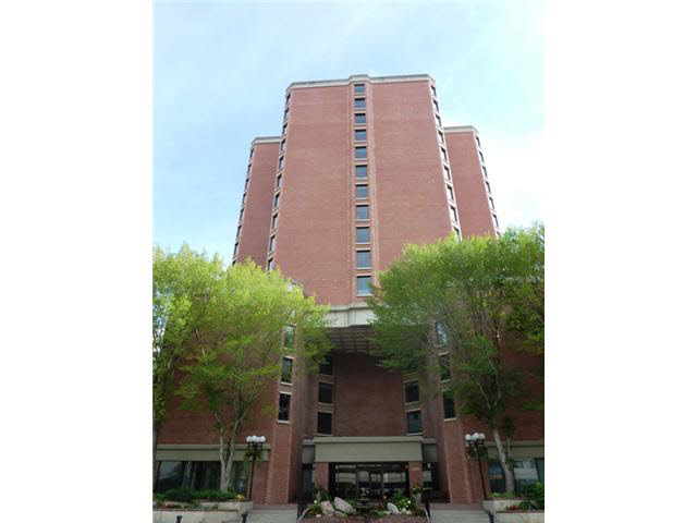 "Le Marchand Tower.Edmonton's Preferred Established Downtown HI-RISE Residence. 1410 sq.ft. 2 Bedroom.2 Bathroom. 2 Balcony.Overlooking the River Valley Unit is located in the much sought South end of the building.Enjoy the glassed in South Facing Balcony.Begin your day on the quiet 115 st. East facing balcony,off Master,c/w full Ensuite.Sunken Living room,Formal dining.Bright Kitchen,Granite.Wood Foyer.Superb Amenities include Social,Party Room,Guest Suite,Workshop.Located on the Top of the River Valley.Downtown,University,Fine Restaraunts,Shopping a true minute away.Move in/enjoy.Buy with confidence.IMMEDIATE.ASKING 399 K ""offers"" #507 11503- 100 ave."