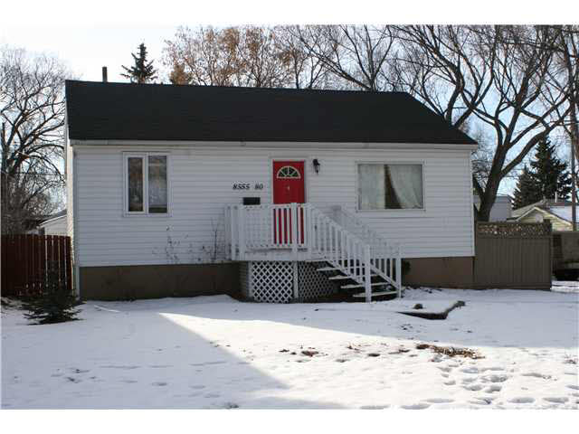Cute and solid 2 bedroom Bungalow in King Edward Park, great place to live in or rent out while you design your dream home for this corner lot. New homes being built in the area every year. Located close to Transit, Bonnie Doon Mall, Donan Sports Academy,Vimy Ridge Sports Academy, Whyte Ave, The Faculte St.Jean & the Uof A, this 45'x 130' lot location is perfect for either a rental or family who need to be close to schools.