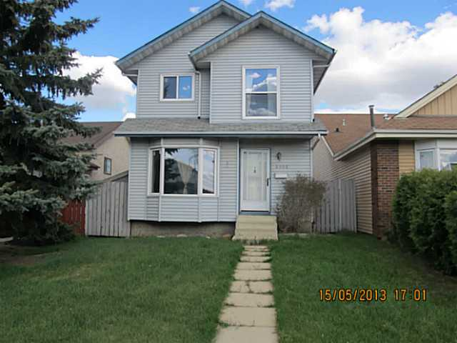 Perfect 2-story. Features include brand new paint, Brand new windows, Brand new furnace, New Hot Water tank, Harwood flooring, new faucets in the kitchen and washrooms. Main entrance leads to the huge living room at the front with huge window. Nice size kitchen and dining area. All new appliances included. One 2-pce washroom also on the main floor. Second floor offers 3 good sized bedrooms and one full four pc washroom. Master bedroom has a good size closet. Fully finished basement has a huge family room and laundry room. Huge back yard fenced. Back Lane Access. 2 car gravel parking at the back.