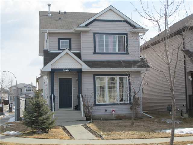 Great family home in north Edmonton. Close to many amenities. Only moments from Anthony Henday but not too close. Corner lot in a quiet crescent. Double detached garage. 2 sheds. Large deck with gazebo that stays. Mostly fenced. 4 bedrooms and 2.5 baths. Kitchen with corner pantry, island and 2 ceiling fans. Eating nook has a built-in wall unit. Upgraded hardwood on main floor. Ensuite has double sized shower.
