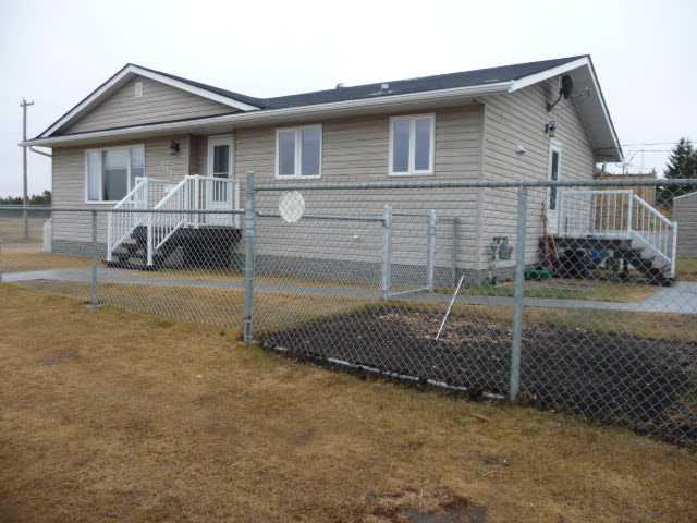 Nicely renovated and upgraded 3 bedroom bungalow featuring a very appealing large custom designed kitchen with ample cupboard and countertop space, new flooring, interior paint and gas fireplace in the living room; all appliances and window coverings are included. Excellent location situated on a corner lot across from a water park, playground, recreation center, ball diamonds and a nice green space area with a country view. This meticulously manicured and maintained property sparkles with a warm and welcoming atmosphere and shows with pride of ownership; one of the nicest and best priced homes currently on the market in Holden. Take advantage of this ready to move in family home opportunity.