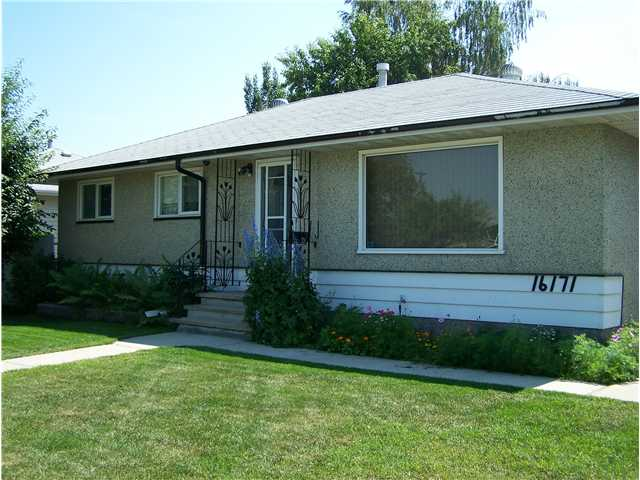STUNNING BEAUTIFUL 3 + 1 Bedroom BUNGALOW!!! Located in desirable West Community of Mayfield. Many recent upgrades to the home such as NEW Windows & Doors, Upgraded attic insulation, Shingles on both home & garage and HWT (2010) & Furnace (2002). Beautiful Hardwood in Living Room & Master Bedroom...and under carpets in other 2 Bedrooms. Large Eat-in Kitchen with new lino and well kept Oak Cabinets. Basement offers a large Family Room for Man Cave, Theatre entertainment, Kids games room. Plenty of storage in basement. There is a spacious 4th bedroom and 3 pce bath to complete the basement. The backyard is a must see...Fully Fenced, Large yard with large patio and large trees and plenty of flowers and plants to enjoy. The Double Garage (20'x22) is large with an attached workshop (11'x19'). You will LOVE the Very quiet street and location for Walking distance to Elementary schools, short bus to Jr High & High Schools and close to shopping to Mayfield Common and WEM. Easy access to all Freeways and Downtown