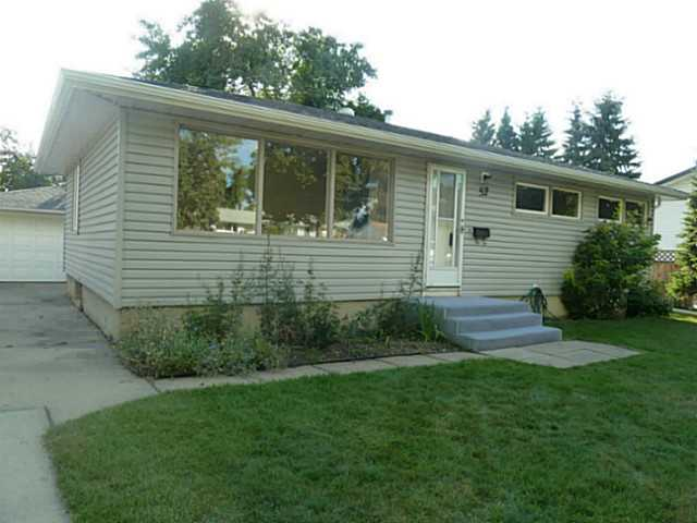 Perfectly renovated 3+1 bedroom bungalow.is a fabulous starter home. Lovely new kitchen, fresh paint, new windows, soffits, facia, eavestroughs, styrofoam insulation, siding. Newer shingles, hot water tank and a mid efficient furnace. The basement is developed with a large rec room, utility room and extra bedroom. Gorgeous large yard with fruit trees, 3 sheds and a huge garden area. Oversized single heated garage. Ready to move into immediately!