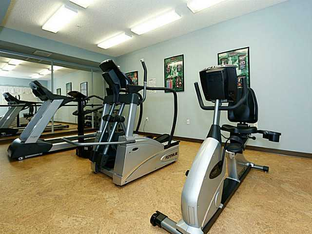 Weather is not cooperating with your workout schedule. No problem just drop in to the Condo workout room and get your excercise here during bad weather.