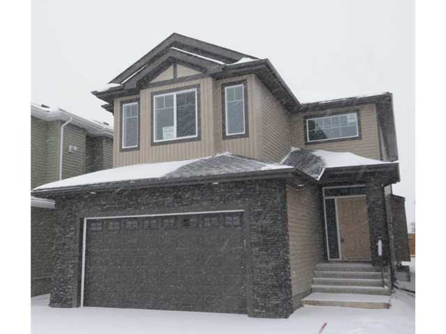 Welcome to South Fork a newer family neighbourhood located in Fort Saskatchewan. This modern 2 storey is built with quality and it's evident that the builder put much thought into the floor plan that can suit any buyer's life style. Upon entering you are greeted with 18 foot ceilings that show case the stair well to the second level. The main floor offers a gorgeous eats in kitchen that features a walk through pantry high end S/S appliances and gorgeous granite with an eating bar. There is also a nook, a flex room that can be used as a den or dining rm, a living rm with a gas fire place and a 2 pce bathrm. The second level offers a master suite with extra attention to lighting and a ensuite with dual vanity, soaker tub, a loo and a larger than normal stand up shower( 4 man).The upper level also feature 2 large spare bedrms, 4 pce bathm , lg laundry room with a laundry sink and a bonus rm that features a 2nd gas fireplace. The attached garage is oversized with an extended driveway that can park 3 vehicles.