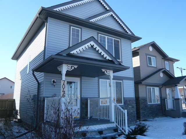 OUTSTANDING OPPORTUNITY!!!!! Live in South Terwillegar in a single family house with full basement development for $350K. Sure the house needs some paint and the carpet is a little worn. The house is very clean and ready for a new owner! Its a 3 bedroom, 2 storey with a 3 piece ensuite, open floor plan, full basement development including a 2pce bath, large rec room and large laundry/storage. Its got quality appliances, good sized pantry and lots of windows for good natural light, a concrete patio and walkway. No garage, but the concrete pad is done and there is a big custom storage shed in the back. The home is across from a gorgeous park with a pond and a bridge. Beautiful in the summer months and like a postcard with children skating in the winter. There is a new condo project going up down the street that will not block the view of park. Walk to the nearby Shoppers drug mart, Co-op Wine Store, Medicenter, XIX(Nineteen) Restaurant. Transit stops near the front of home.
