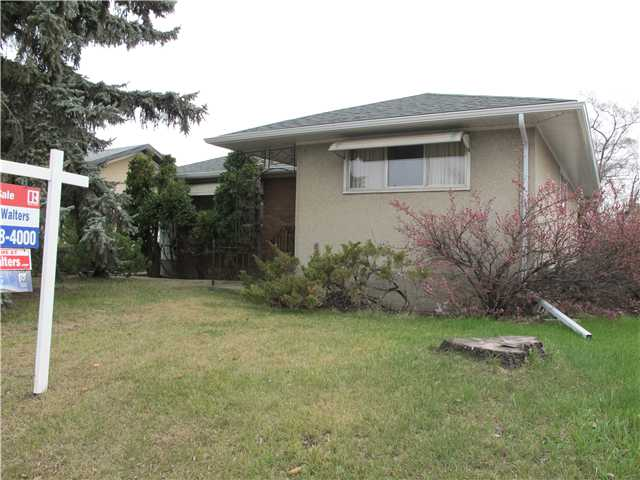 Great family home in established and desirable neighborhood of Ottewell. Just minutes from downtown. 1120 sq ft Bungalow with Single, detached, oversized garage. 4 Bedrooms and 2 full baths. Fully finished basement contains: the 4th bedroom, 3-piece bath, second kitchen/laundry and huge family room with built-in wall unit. New shingles in 2014. Backyard with concrete pond/water feature.