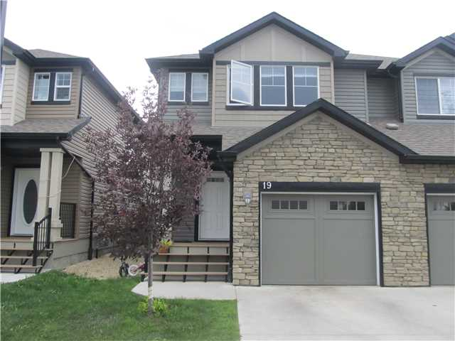 Former Show home. FULLY UPGRADED 1405 SQFT HALF DUPLEX WITH GRANITE COUNTER TOPS, CENTRAL AIR, HIGH END CABINETS WITH BACKSPLASH, UPGRADED FLOORING, STAINLESS APPLIANCES in the heart of Terwillegar. This beautiful house include 3 bdrms, loft, 2? bath, gas fireplace, oversized insulated single attached garage, front veranda, rear deck, fully landscaped front and backyard. Open concept main flr offers ? bath, spacious kitchen with Granite counter tops, stainless steel appliances and upgraded cabinetry with tiles backsplash, nook/dinning with ceiling fan and living rm with fireplace adding warm and cozy feeling. Bright stairs takes you to the loft on the 2nd flr which can be used as sitting or computer/reading rm. The 2nd flr features large Master bdrm with 4 piece ensuite, 2 descent size bdrms a full bath and a loft. This friendly home is walking distance to Public and Catholic Schools, Terwillegar Rec center, Public transit, with easy access to Anthony Henday and Whitemud. Fully fenced and landscaped.