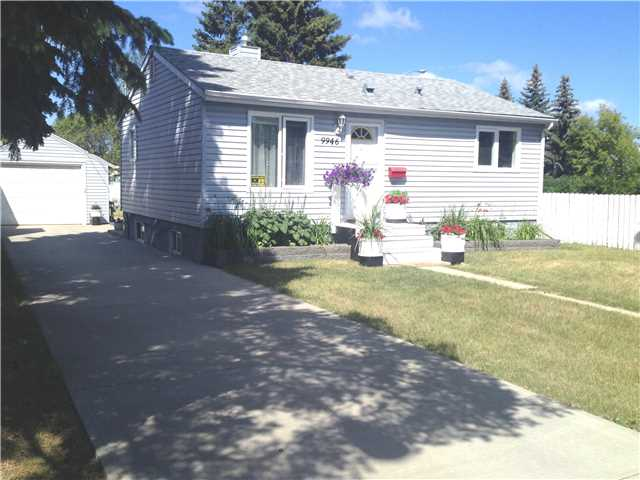 Great home for a first time buyer or an investor. Huge lot 49 x 160! You will have pride of ownership with numerous upgrades. Some of the upgrades include: windows, front door, shingles, flooring, light fixtures, furnace and hot water tank. This home is in a great location that is perfect for a prospective renter as it is very close to shopping & transportation. The kitchen is filled with natural sunlight and provides access to the huge backyard and is perfect for BBQ and children. The living room offers a large east facing window, and neutral d?cor. The basement is partially finished and includes a 3rd bedroom with a large laundry room. Completing this home is a large fully fenced and landscaped yard with mature trees, a cozy fire pit and a detached oversized single garage. The drive way to the garage is updated as well as the pad for the back deck. This home can be a perfect little house for you as it is very well kept and loved.