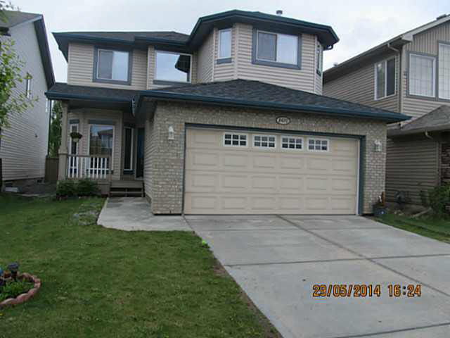 Stunning house! the lowest priced house in whole Terwillegar area with over 2133 sq ft, priced to sell for immediate possession. Perfect location. Great plan. Main floor offers open foyer and nice size entrance with formal living room, formal dining room, formal family room. Beautiful kitchen with Maple cabinetry and walk in pantry. Stainless steel appliances. Huge family room with fireplace. A den/office on main floor. Breakfast nook overlooking the backyard. Main floor laundry. All hardwood and ceramic tiles on the main floor. Beautiful stairs with wrought iron railings lead to the second floor. 2nd floor offers 4 bedrooms. Huge master bedroom with 5 pc ensuite and large walk in closet. 3 more nice sized bedrooms and one 4 pc bathroom. Double attached garage. Nice size deck. Two minute walk to Terwillegar spray park, endless walking/biking trails, close to Terwillegar Rec Centre. Easy access to Anthony Henday & Whitemud and schools.
