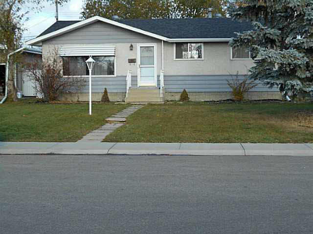 Beautiful bungalow in heart of Meadowlark. 3 bdrms 1 bath up. Laminate floor. New carpets, newer roof, new furnace and hot water heater. Over sized closet in master B.R. L shaped LR & DR. Basement contains large rec room with gas fireplace + extra B.R. + nice tiled 3 piece bath. All appliances included. Double detached garage in large yard with lane access.