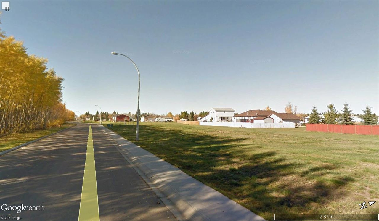 Lot 25 is a large 75'x114' residential vacant lot in a newer subdivision. New paved road and sidewalks in place and municipal services at property line. The Village of Warburg is centrally located about thirty minutes from Leduc, Drayton Valley, Stony Plain, Nisku and the Edmonton International Airport and 15 minutes from Pigeon Lake and Genesee Power Plant.