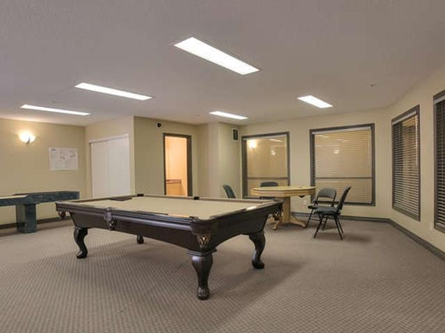 The games room in the A building has plenty of options to make a fun and challenging day or evening with friends or come make some new ones.