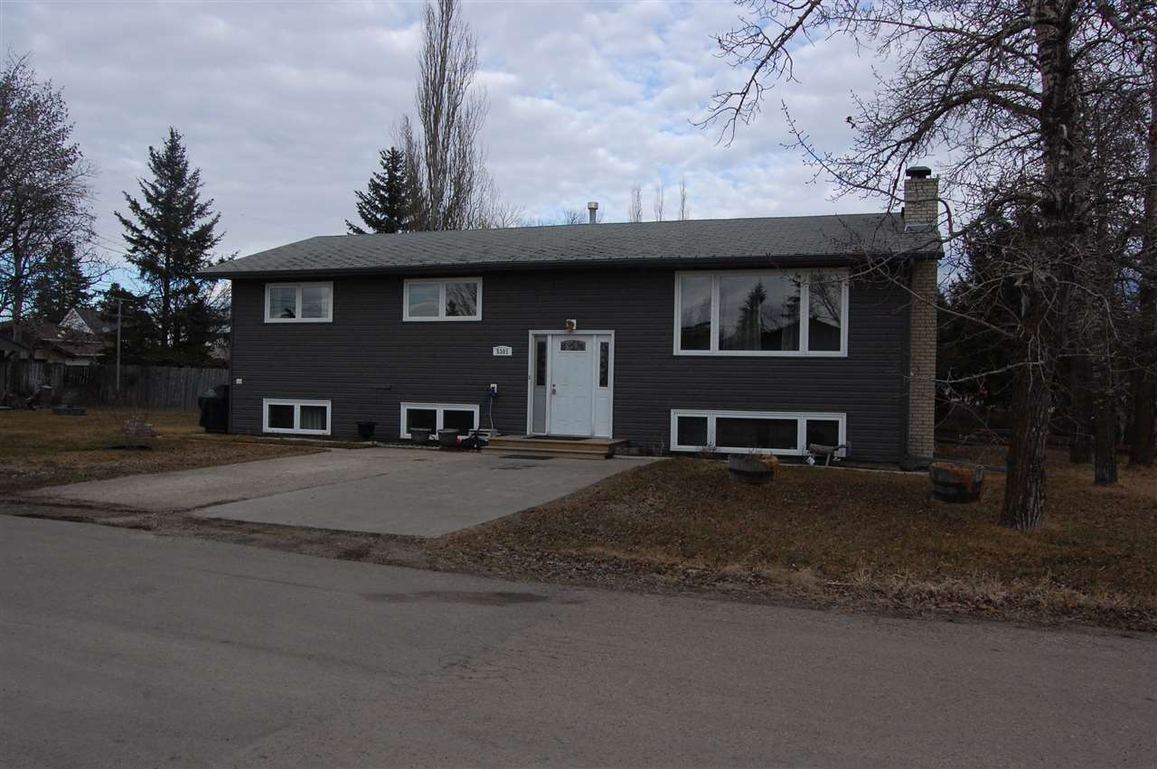This house is in a great location in Leduc, separate entrance to basement, a total of 6 bedrooms 2.5 baths all newer siding all new windows  and doors