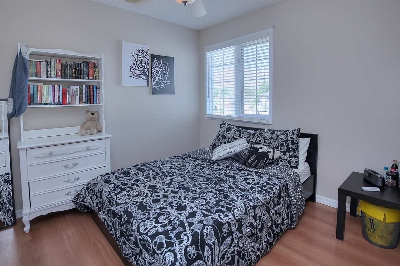 This bedroom is also a good size and had laminate flooring, another ceiling fan and will suit any family member as it will hold a large bed and more.