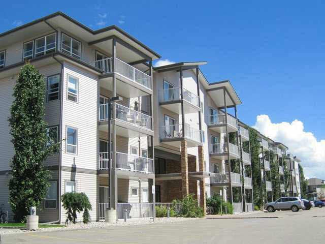 Excellent locations for commuters working in Nisku, Leduc and south Edmonton. This 2 bedroom, 2 bathroom condo is neat, clean and ready for you to move in. The spacious entry opens up into the kitchen and continues on into the dining and living room area. There is also a nice cozy patio just through the bright patio doors. With one bedroom on each side of the living space this condo is great for young families and renters alike. The large master bedroom has a huge walkthrough closet that leads to your own 4 piece en-suite. On the opposite side is a good sized bedroom, large storage room and spacious bathroom that incorporates your in-suite laundry. Great value, plus the building has a workout room. You are very close to transportation and a number of shopping centers.