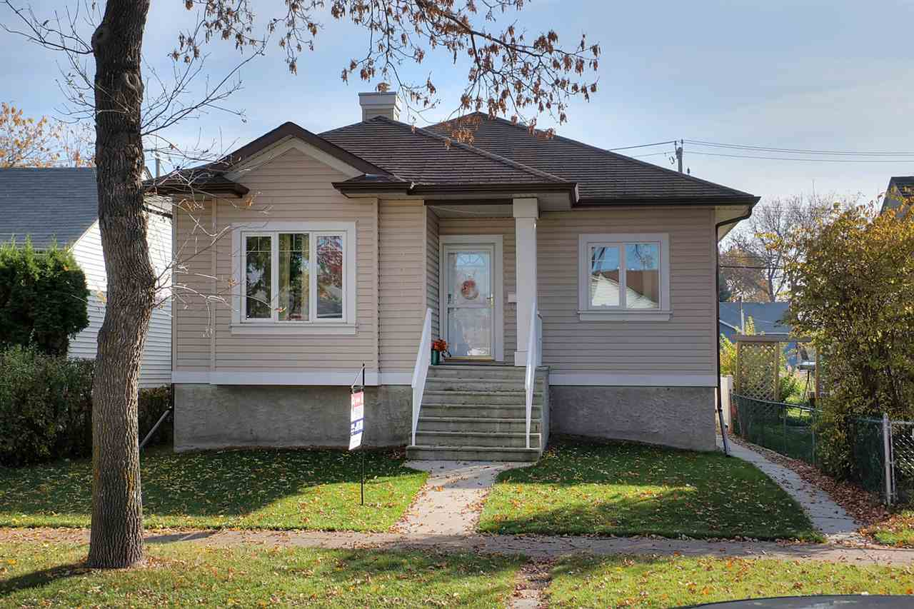 This custom built 2 plus 2 bedroom bungalow is  in a prime Ritchie location. Close to Whyte Ave and only minutes to downtown. This home is only 10 yrs old. Low maintenance exterior with south facing covered deck. Double garage.  Large windows in bsmt with 2 bdrs, a 4pce bath and large family room. Lots of well thought out storage space. There are 9' ceilings on both levels. Main floor laundry and 3 solar tube skylights. Master bdr has a 3 pce bath and a walk in closet. Spacious living room with a gas fireplace. Dining area has a double garden door to a covered deck. Oak cabinets. Home was built with raised plugs and lowered switches with wheel chair consideration. Lovely home for empty nesters or family with older children that will take over the basement.