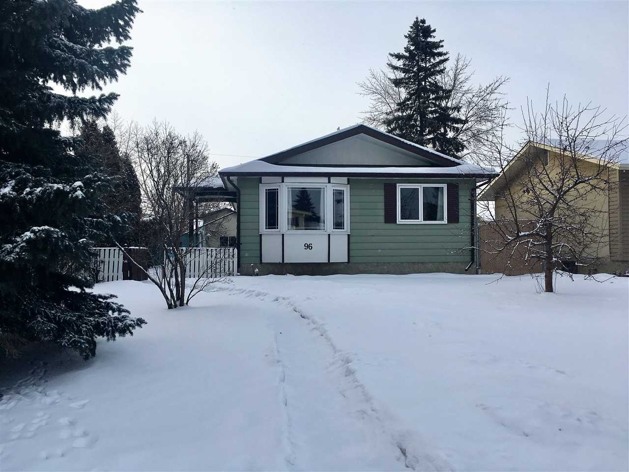 Great value with this 1013sq ft fully finished 3+1 bedroom, 2 bathroom bungalow in Corinthia Park. Some expensive upgrade have already been completed for you such as a newer high efficient furnace, hot water tank, interlocking shingles with a 50 year warranty and new vinyl windows. Main floor upgrades include a newer maple kitchen with a built in pantry, newer counters, sink & tile. Laminate floors in living room and bedrooms. Nice sized cozy living room with bay window. Finished basement offers family room with a wood burning stove, 4th bedroom, a den for office space, craft or smaller play area and a 3pce bathroom with stand up shower. Bonus of central air, allowing you to sleep peacefully all summer long. Fenced backyard with mature trees and space for RV parking. Double detached garage comes with 220volt wiring. Located within walking distance to an incredible French Immersion elementary school (english optional), high school and Jr high. Come check it out today!