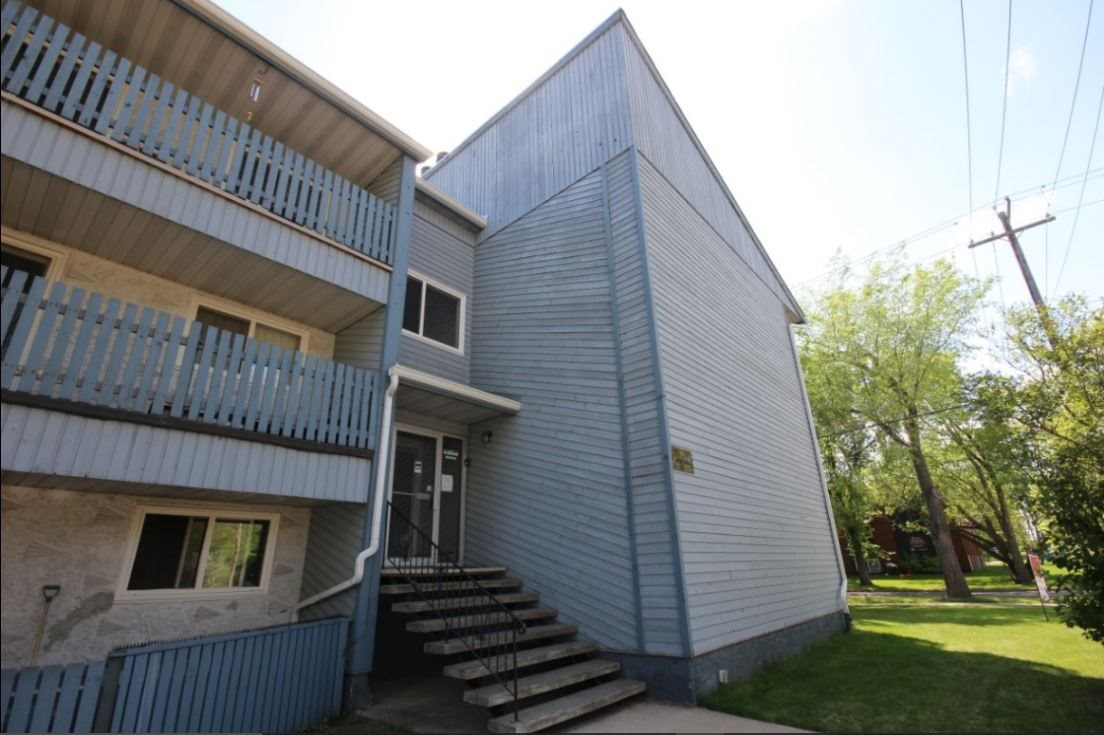This well located, top floor unit, offers a great option for a first time buyer or investor looking for a property. This one bedroom, one bathroom home is a solid 710 square feet with large balcony that spans the length of the unit. It has had a few updates over the years including kitchen flooring and some appliances. There is also laundry in the unit so no need to share. With great proximity to downtown, Oliver square and the new arena this home makes a great choice.