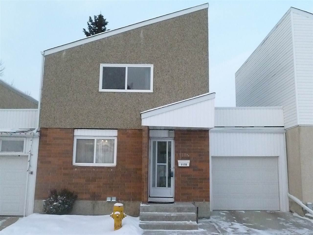 Fabulous location facing Michaels Park,  this lovely sparkling clean and updated 3 bedroom 1 1/2 bath condo is as good as owning a house because there are no shared walls with neighbours.  There have been many upgrades to this unit with newer kitchen cabinets, countertops and some stainless steel appliances, as well as laminate flooring throughout.  Large living room with patio doors to maintenance free deck, fenced yard and 8x10 storage shed.  Spacious master bedroom with large walk-in closet and 2 more ample sized bedrooms.  Partly finished basement, newer hot water tank and large single attached garage with direct access to the unit.  Super low condo fees of $241.00 per month and a high reserve fund make this a very appealing complex that is conveniently located close to all amenities.  Quick possession possible!