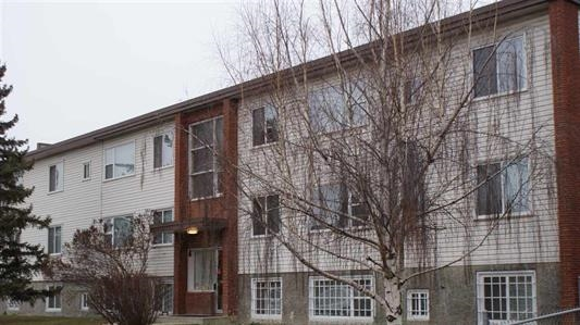Great one bedroom apartment on the second floor located in the Kingsway area! Newer paint, ceramic floors in kitchen and bathroom, hardwood floor in living room and bedroom, newer kitchen cabinets with countertops, newer fridge, dishwasher, windows, siding, fully reno/bath. Prestigious Prince Rupert area close to Kingsway Mall, NAIT and downtown. Condo fee includes heat and water. Unit has great floor plan. Very secure building.