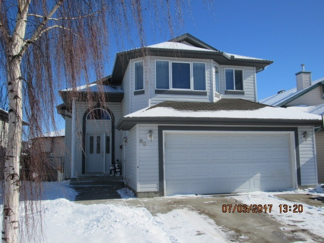 **WALKOUT** basement!!  This is one you want to not miss.  Great fully finished Bi level in Hilldowns.  Great location close to schools, shopping and parks.  Step into this wonderful family home and notice the new flooring throughout the main level.  The kitchen offers a large Island that overlooks the living room that has a built in wall cabinet with fireplace  and a spot for your TV.  This home has three good sized bedrooms and a large den that is currently being used as a bedroom.  The large windows in this home allow of lots of natural light to brighten the day!  Vaulted ceilings, central air conditioning, heated oversized garage and that walk out basement....lets just call it home. The spacious floor plan will make any family feel welcome.  WELCOME HOME!!