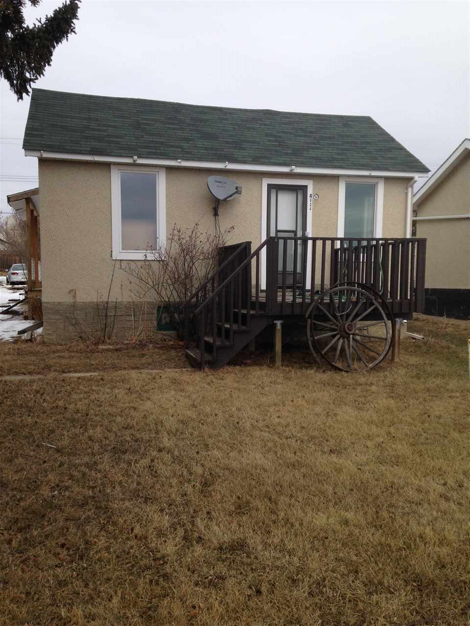 Cozy 1 bedroom home in the quiet Village of Holden. Upgraded Kitchen & bath, flooring, windows & doors. Needs some finishing and TLC.