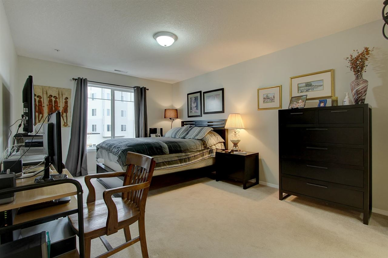 Another view of the Master bedroom shows the ample size of the room. A king sized bed will fit easily.