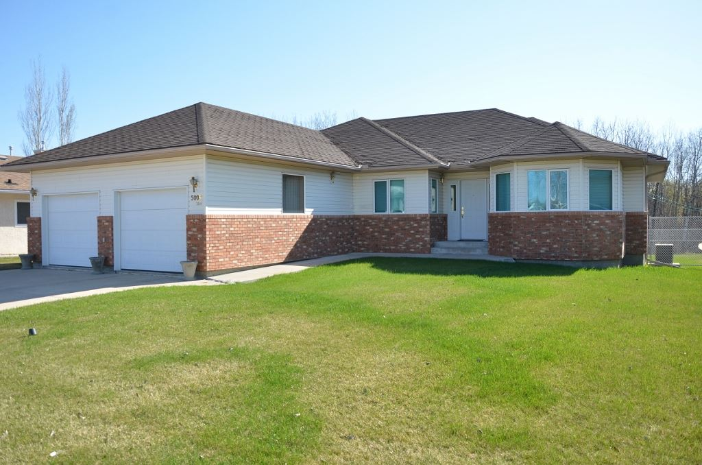 SUPERB RETIREMENT HOME. Superb location with open treed area at rear. Quality built 1918 sq ft home with oak floors, solid oak kitchen and cabinets and trim. Wheel chair accommodating. Fully finished basement. Roomy garage. Great floor plan. Quality features. Very attractive. REPLACEMENT AT APPROXIMATELY $600,000.