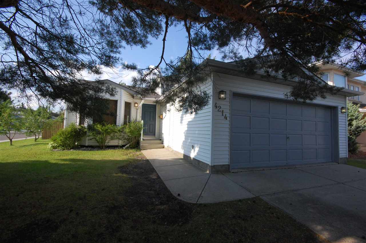 Great affordable starter home, this 4 level split is completely finished, 4 bedrooms &  2 bathrooms. This home has brand new paint ,carpets throughout, hot water tank & shingles to name a few. Very welcoming when you enter the foyer, large living room & dining room. Kitchen has room for a dinette table & patio doors leading deck & nice sized backyard. The upper level has 2 bedroom & a master bedroom that has a connecting door to the large 4 pc bath. The third level has another bathroom, bedroom & a family room with gas fireplace. 4th level is finished with laundry & another office/den area. Double attached garage & fully landscaped & fenced. This home is located close to schools, shopping, playgrounds & golf.