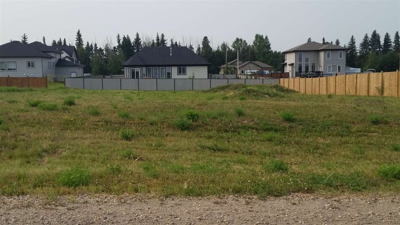 Large .41 acre rectangular lot with south back yard at the Falcon Crest subdivision in New Sarepta. Wonderful value. Homes must be a minimum of 1200 sf above grade with a minimum double attached garage. An additional out building up to 1000 sf is allowed. No trailers but modular homes are acceptable. Build your dream today.