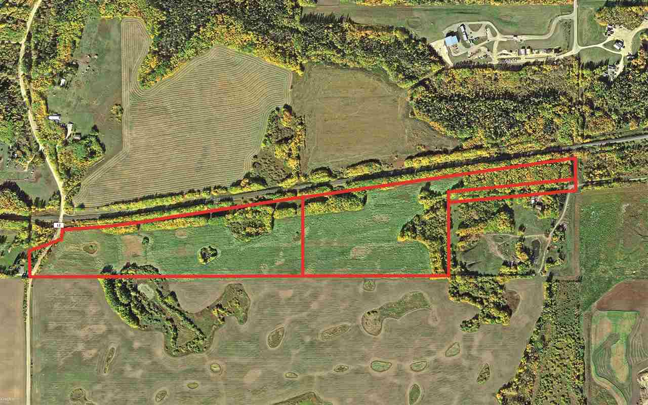 "Come Check Out this Amazing Land Opportunity to Own Over 72 Acres Right in the Town of Stony Plain for ONLY $9,705/AC. Right Next to the Aspen Meadows Area Structure Plan and Does Provide ""Shadow Plan"" of How the Area Could be Planned in Conjunction with the Aspen Meadows ASP. The Districting (Zoning) of the Lands are FD (Future Development). Great for Investment or Build Your Own Private Oasis!"